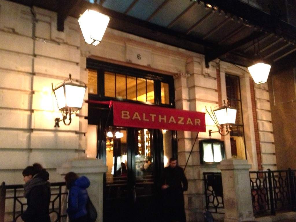 Balthazar-Scarlet and Black or Cafe Rouge?