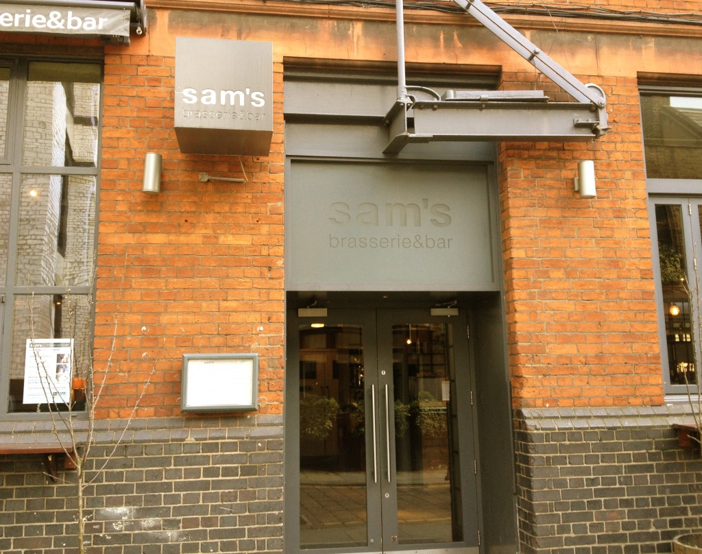 Sam's Brasserie and Bar