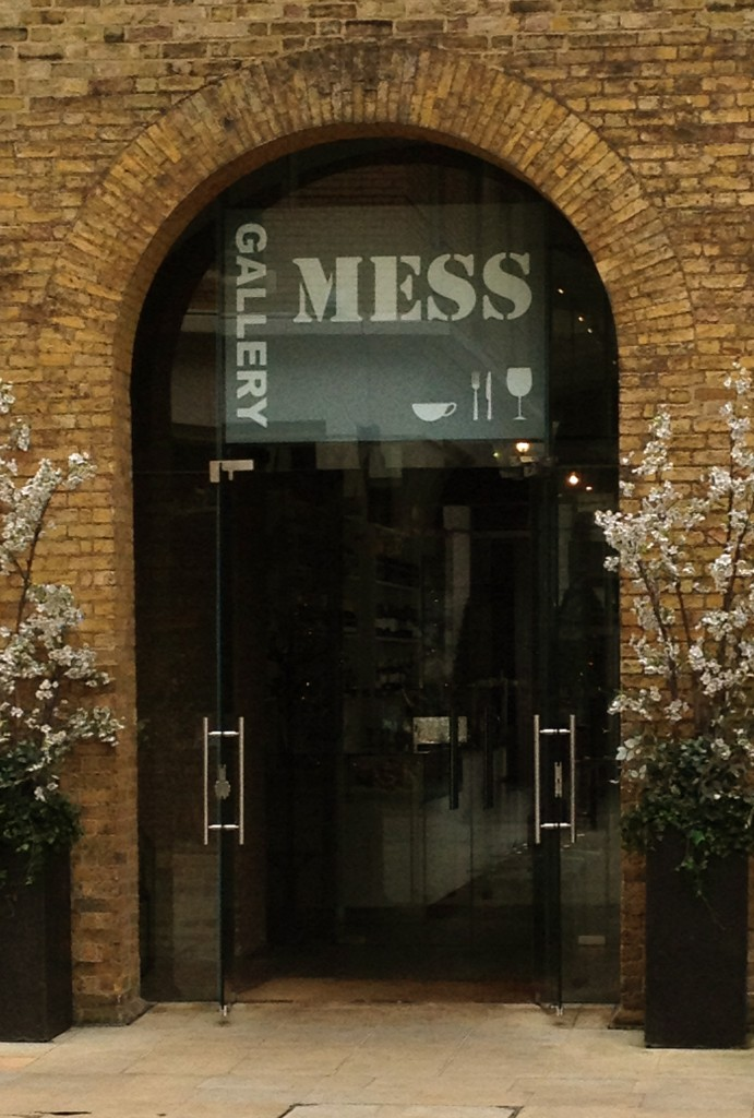 Afternoon Tea at Gallery Mess &#8211; Review