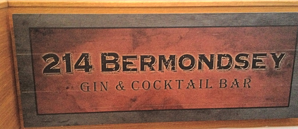 214 Bermondsey &#8211; Review