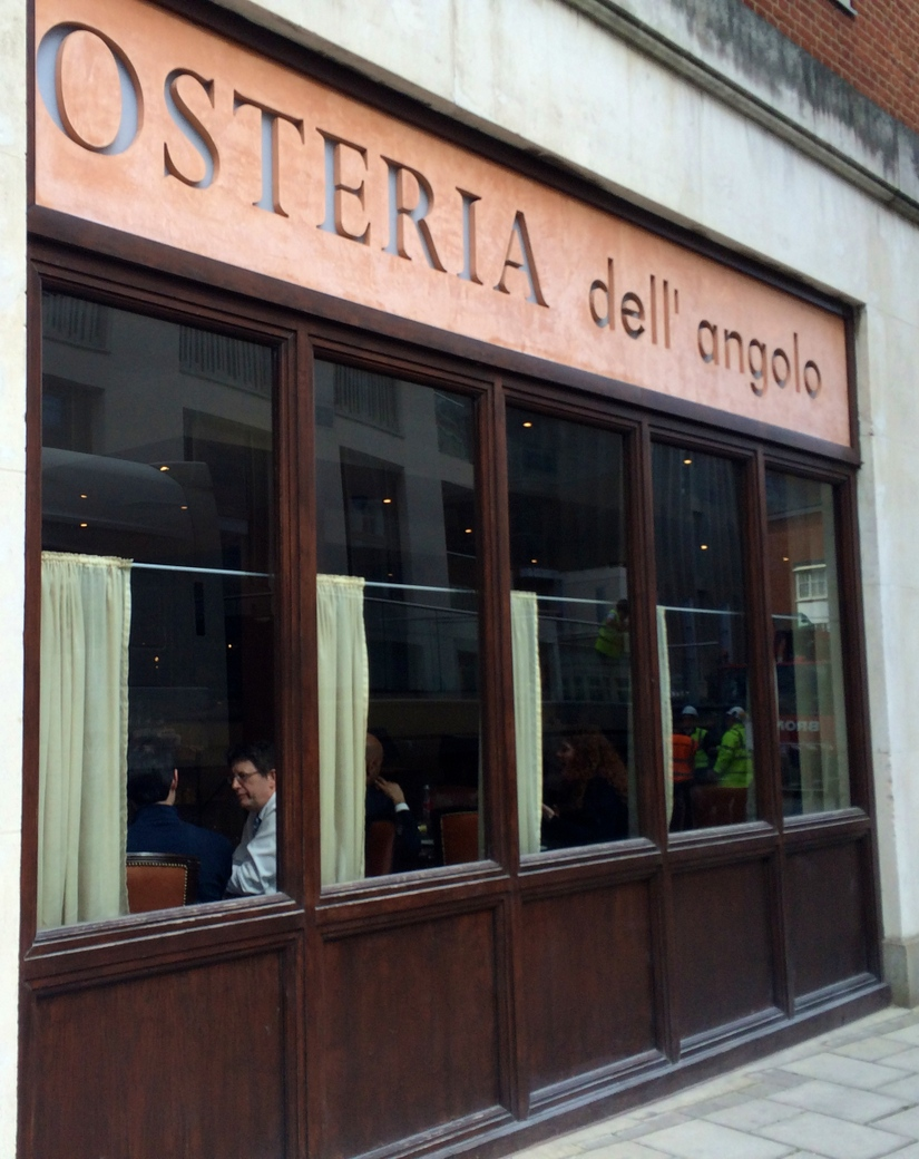 Osteria dell Angelo ext