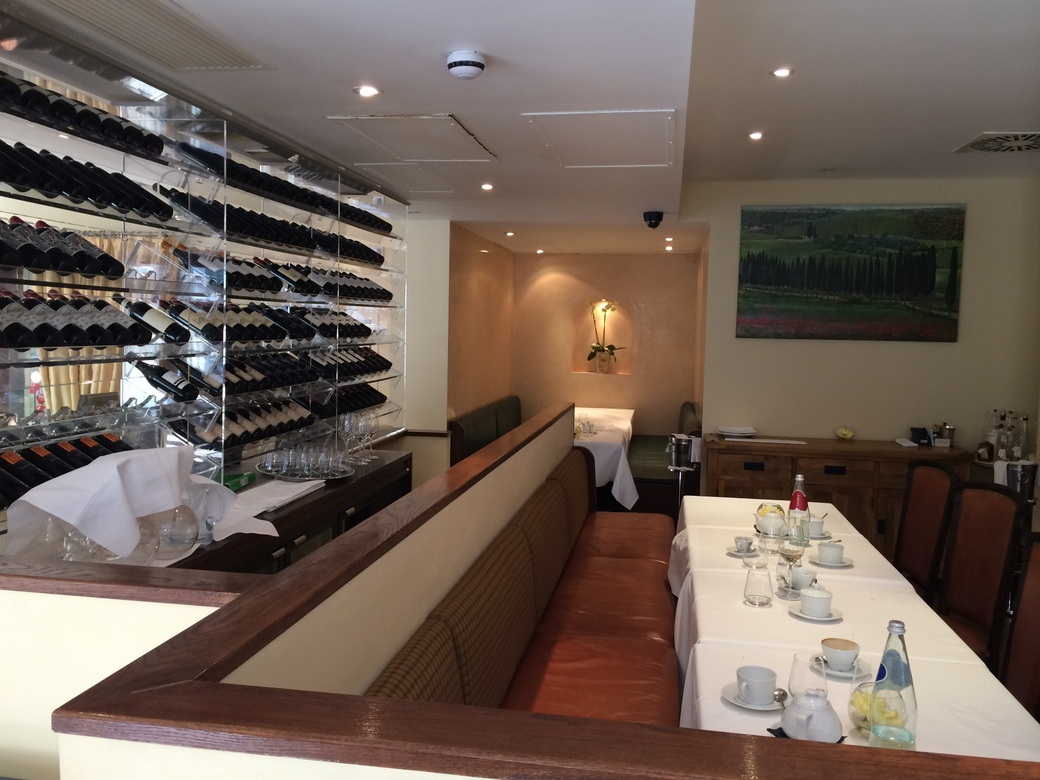 Osteria dell Angelo int 2