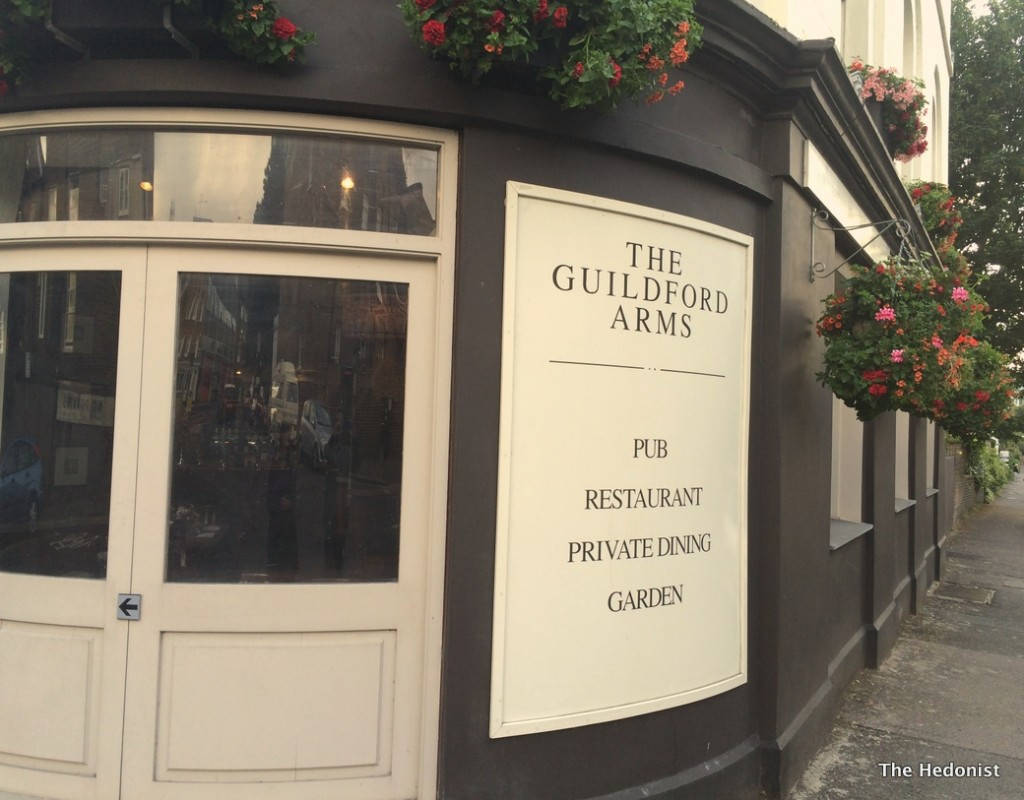 The Guildford Arms 1