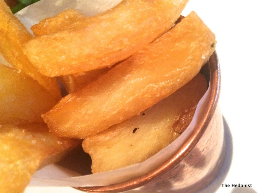 New St Grill fries
