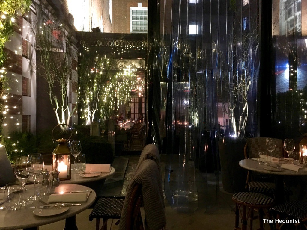The dalloway terrace the bloomsbury hotel review for Bloomsbury hotel terrace