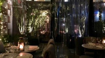 The Dalloway Terrace @ The Bloomsbury hotel – Review