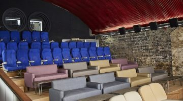 Films and Food at The Institute of Light