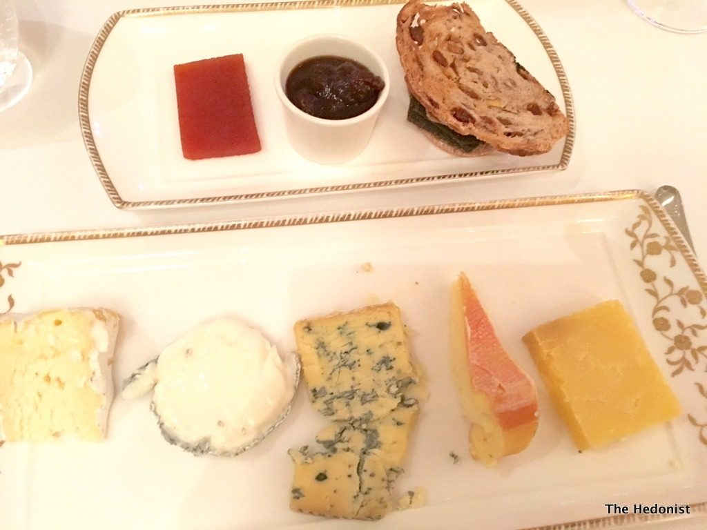 The Goring cheese